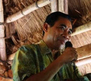 Anggota DPRD NTT - Hugo Rehi Kalembu