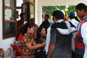 Warga Terkena Rasia E-KTP di Sumba Timur