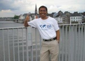 Stepanus Makambombu, Mahasiswa Program Doktor Studi Pembangunan UKSW