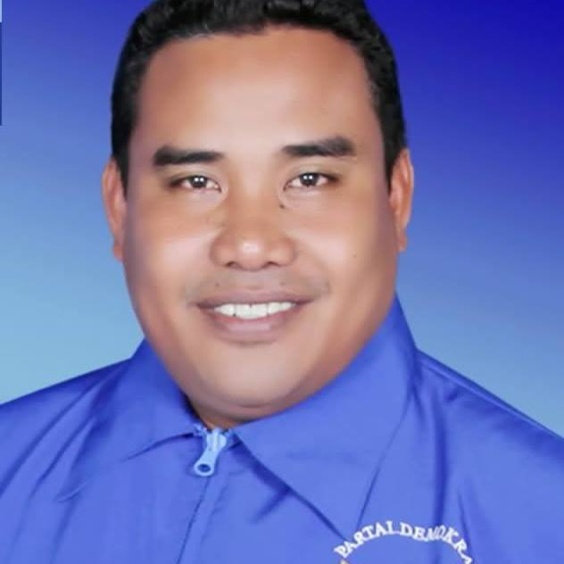 Ketua Fraksi Demokrat Sumba Timur - Josua Katanga Maujawa