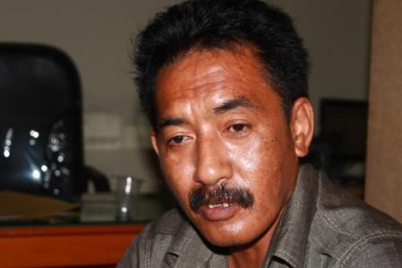 Asisten Ekonomi dan Pembangunan Sumba Timur ,- Gerald Palekahelu