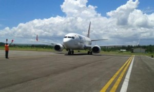Bandara Umbu Mehang Kunda Waingapu Sumba Timur