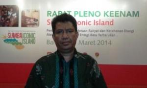 Kepala Bidang Ekonomi Bappeda Sumba Timur - Arto Jenner Anapaku