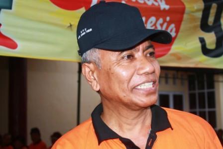 Ketua KPU Sumba Timur - Robert Gana