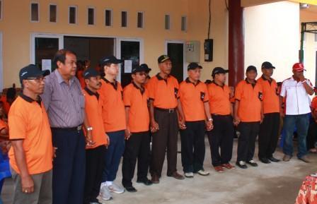 Pimpinan Parpol Bergandeng Tangan Menyatakan Siap Sukseskan Kampanye Damai di Sumba Timur