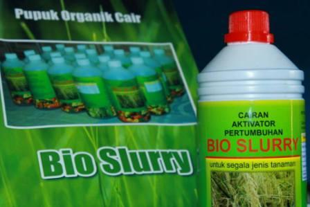 Pupuk Organik Cair Bio Slurry