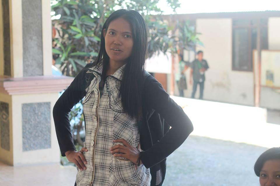 Juliah Lestari, Mahasiswa STIE Kriswina Sumba