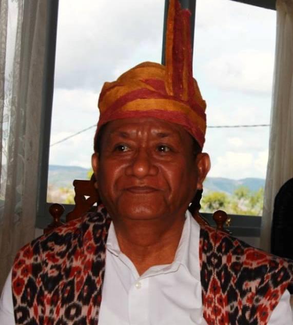 Ketua Golkar Sumba Timur - Palulu P. Ndima