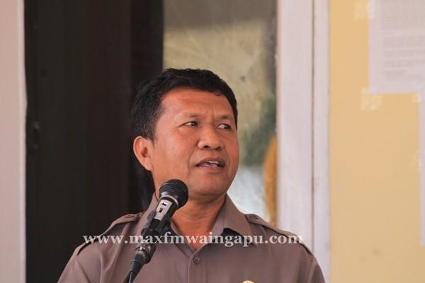 Ketua Panwas SUmba Timur : Anwar Engga [Foto: Heinrich Dengi]