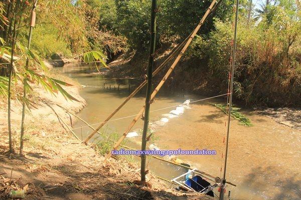 Kincir Air Produksi Lokal
