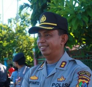Kapolres Sumba Timur - AKBP DR. Supiyanto