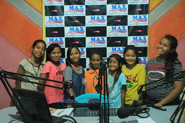 Foto di Ruang Siar Radio Max FM Waingapu