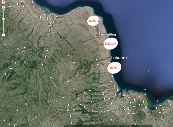 Lokasi Sampah [ http://mapcarta.com/15617320/Map}